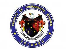 Faculty of Therapeutic Studies, Colombo SRI LANKA