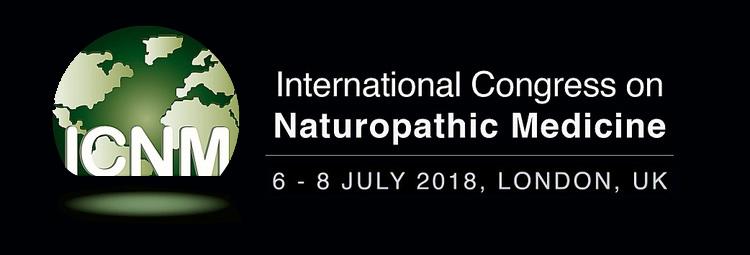 ICNM 2017 Congrès international de Naturopathie 30 juin au 2 juillet à Londre