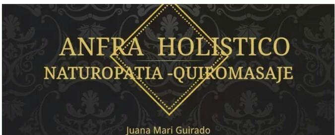 Anfra Holistico Naturopatia Quiromasaje